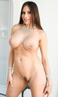 nude girl dressed like a devil