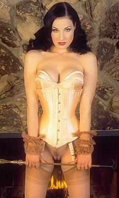 Dita von teese topless video — bild 13