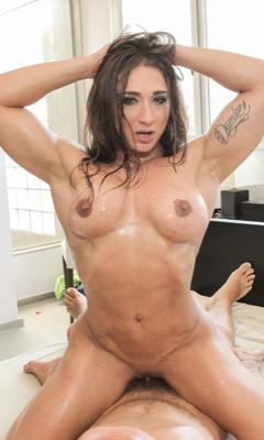 Big tits hairy