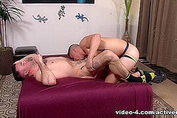 Aston Springs & Jay Ice Military Porn Video - ActiveDuty