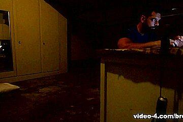 Marcus Ruhl & Roman Todd in The Garage Part #1 Scene 1 - Bromo