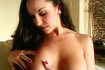 Fabulous pornstars Tabitha Stern, Ava Vincent and Jewell Marceau in incredible small tits, dildos/toys porn video