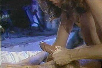 Taija Rae, Bunny Bleu - Air Erotica Part two(1988 movie scene)