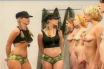 It's Naked Time At Pornstar Boot Camp