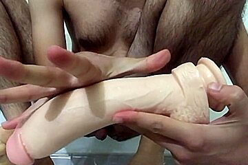 More with Jeff Stryker Dildo