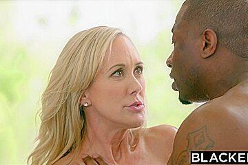 BLACKED Brandi Love Fucks Her Step Daughters BBC Boyfri