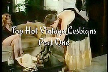 Vintage lesbienne chaude Part1
