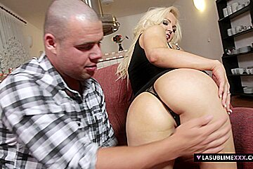 LaSublimeXXX Big cock destroy Jenna Lovely's ass