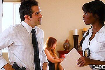 Dani Jensen in Criminal Passion Part 1 - BabesNetwork