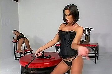 Incredible pornstars Mya Diamond and Emily Doll in exotic spanking, group sex sex scene