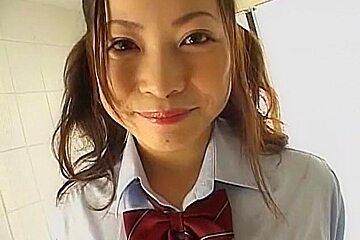 Fabulous Japanese chick Aika Moriguchi in Crazy CFNM, Panties JAV clip