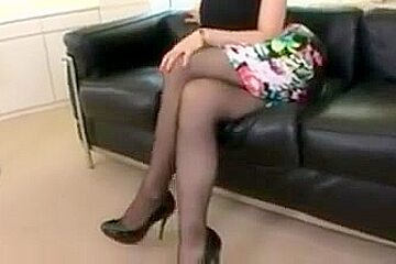Tight skirt obsession