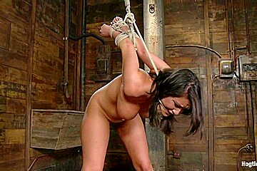 Charley Chase in Real Big Tits, Real Big Orgasms - HogTied