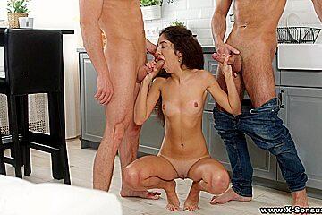 X-Sensual - Katty West - She chose them both