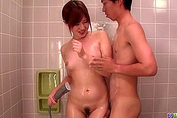 Mind blowing shower sex scenes - More at 69avs.com