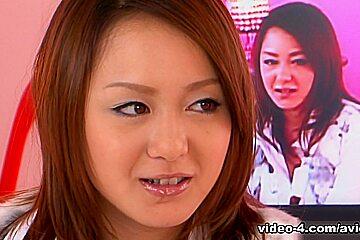 Rui Natsukawa Did Not Finish Masturbating As She Wanted It - Avidolz