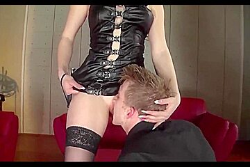 Air Dresser With A Stiff Shaft For Red Mistress