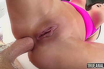 TRUE ANAL Anna De Ville Only Wants To Get Her Ass Pounded