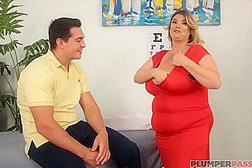 Mature Big Tit BBW Kimmie Kaboom