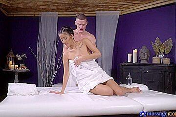 Darcia Lee & Max Dyor in Natural Big Tits Dark Skin Angel - MassageRooms