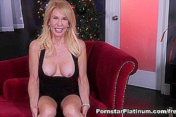 Erica Lauren in Happy Horny Xmas - PornstarPlatinum