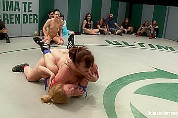 Round Two Of The Battle Of The Champions:More Tag Team Action From Top Wrestlers Of Last Season - Publicdisgrace
