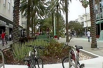Fucking Around In South Beach