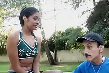 Naughty Cheerleaders 2 - Scene 3