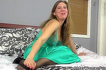 An older woman means fun part 56