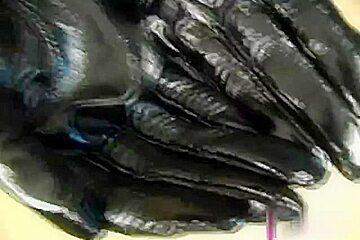 Selena - Perverted Glove Jerk off Instruction G121