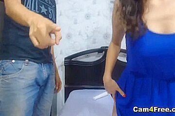 Amateur Hot Couple Fucking On Webcam For The First Time