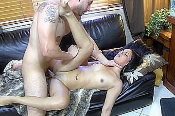 Dirty Flix - Coco Valentina - Cock-smacked and fucked raw