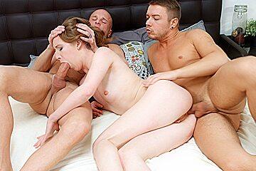 Authoritative free group porn threesome tell more