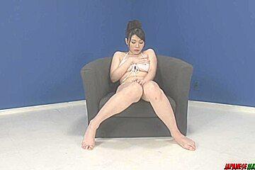 Azusa Nagasawa superb vibrator - More at Japanesemamas.com