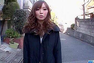 Megu Kamijo moans hard while - More at javhd.net