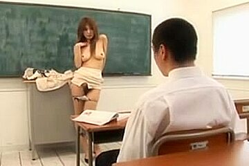 Female Teacher of Ai Kurosawa