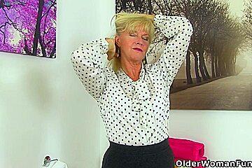 An older woman means fun part 239