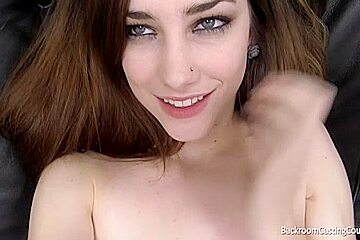 Innocent looking redhead turns out to be a crazy bitch