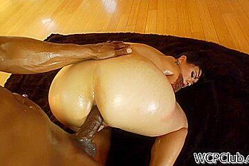 Oily Anal. WCPClub Videos: Dana Vespoli