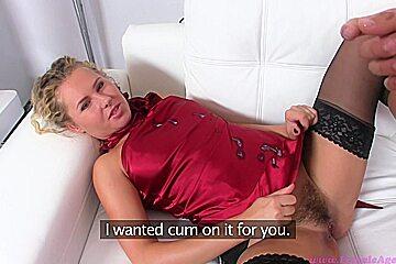 Femaleagent video: Chris