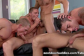 NextDoorBuddies Video: Suds & Studs