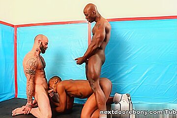 NextdoorEbony Video: Team Effort