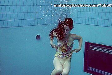 UnderwaterShow Video: Liza Rachinska