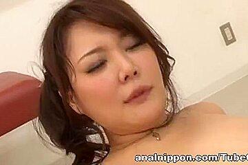 Hardcore gangbang with Mirei Yokoyama Nachi Sakaki and Hinata Komine