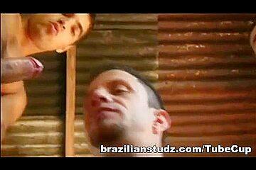 Armando and Carlos Fuck Bruno