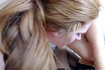 Threesome Lesbian Pussy Eating