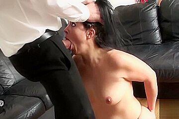 Montse Swinger Whipped And Ass Slammed