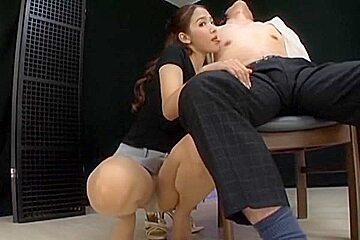 Super Legs Pantyhose Queen 5 Tomoda Aya Noka