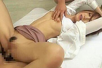 Female Bank Worker