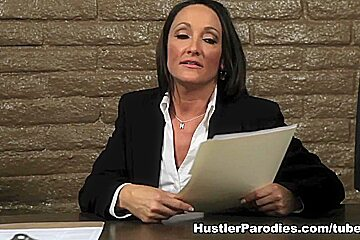 Michelle Lay in Official Bad Teacher Parody